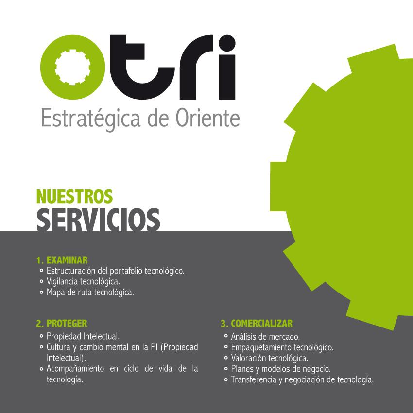 innovación - OTRI - Oficina de transferencia de resultados de investigación