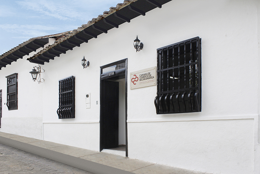 1. mecanismos de contacto con el sujeto obligado - Contacto Cámara de Comercio de Bucaramanga