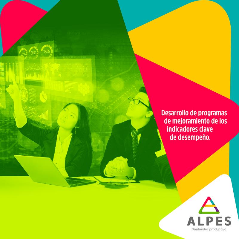 alpes santander productivo - Casos de exito Alpes