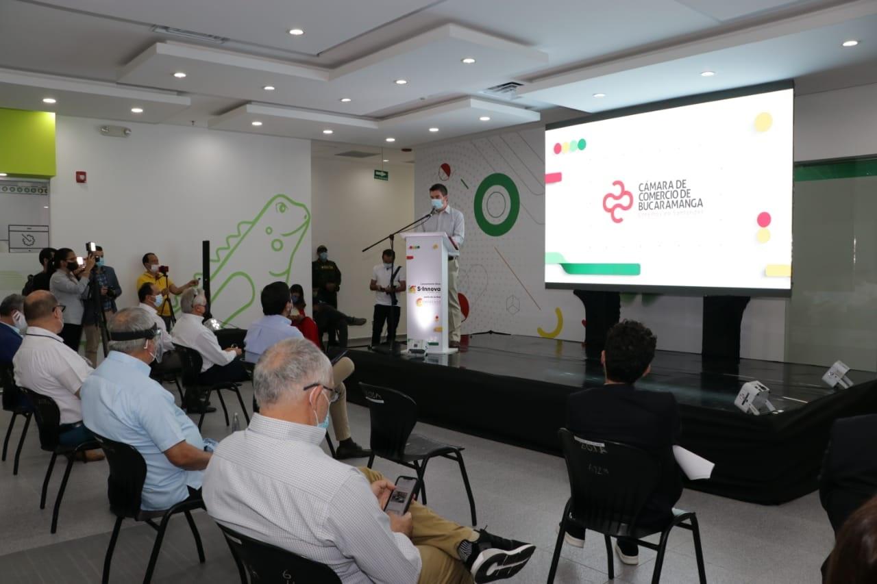 Con la Ruta S-Innova se fortalecerán los emprendimientos santandereanos de base tecnológica y de alto impacto