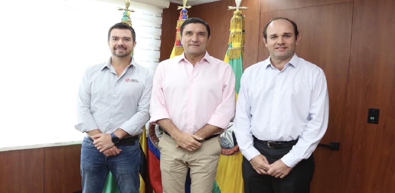 La CCB, la Alcaldía de Bucaramanga y la UNAB firmaron convenio que fortalecerá la productividad empresarial