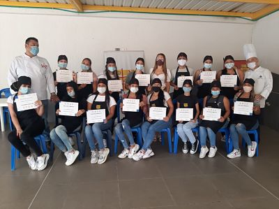 La 'receta' para generar empleo en más de 100 jóvenes bumangueses