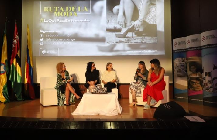 Expertas de la moda se tomaron Bucaramanga
