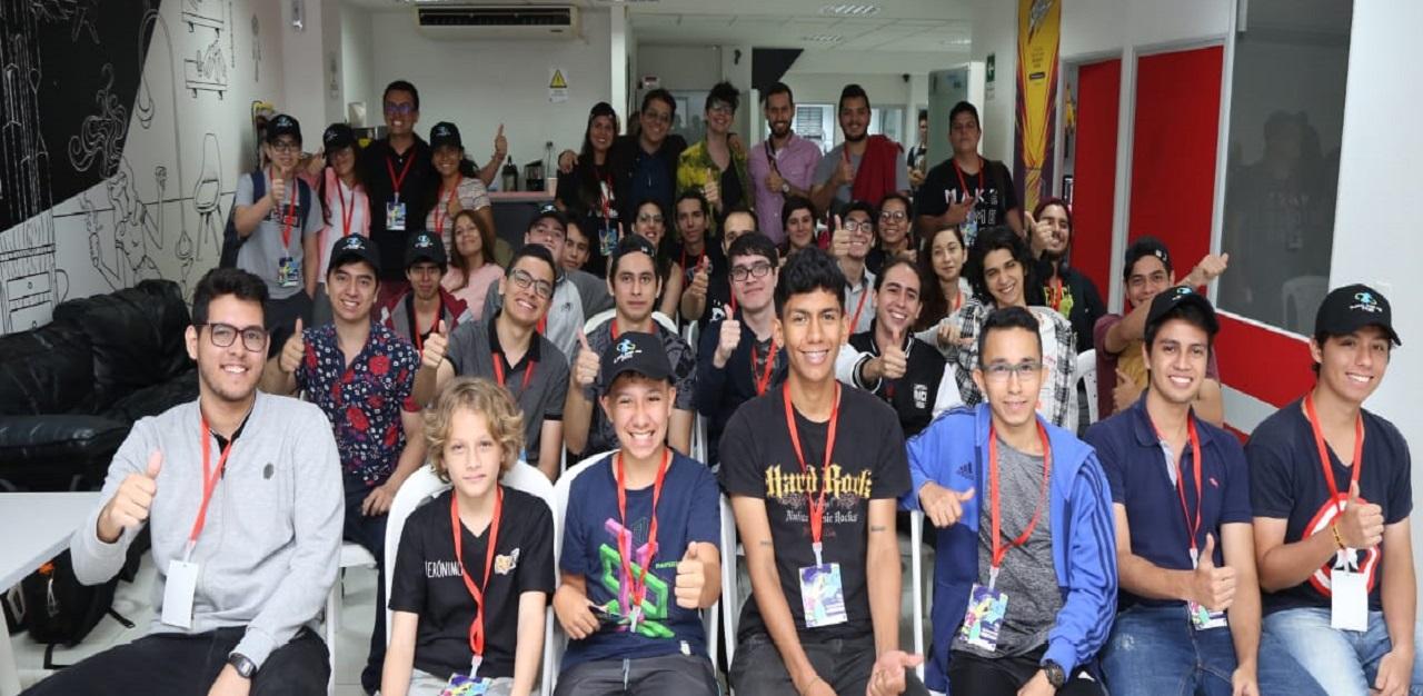 Desarrolladores santandereanos participaron en el Global Game Jam 2020