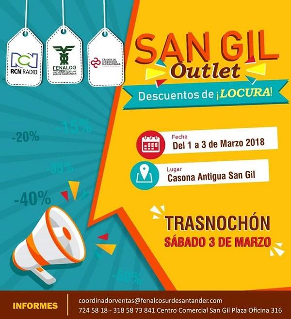 San Gil Outlet, un nuevo espacio para empresarios