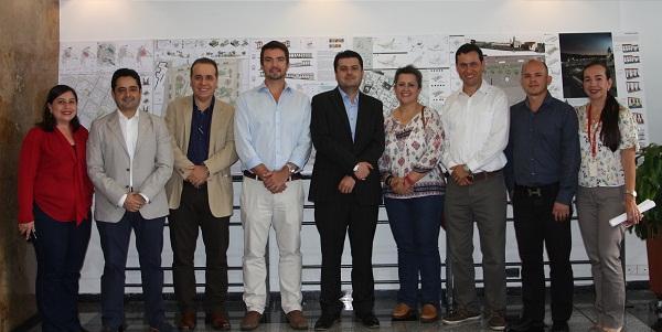La empresa Urbanismo Hecho a Mano ganó concurso de la CCB para definir nuevo diseño arquitectónico del centro histórico de Vélez