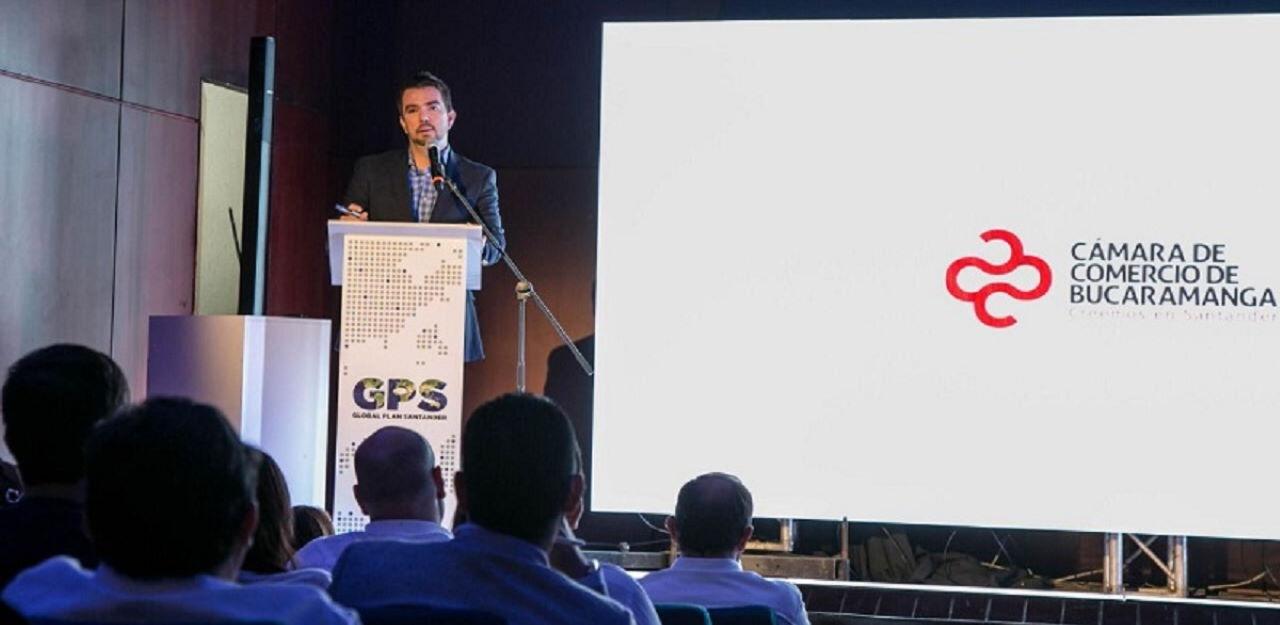 La CCB presentó plan para la internacionalización de Santander