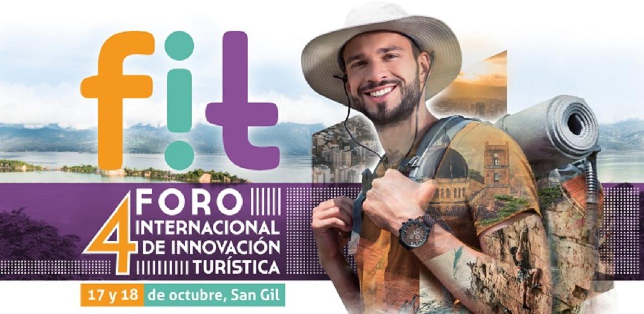 San Gil se prepara para el 4to Foro Internacional de Innovación Turística