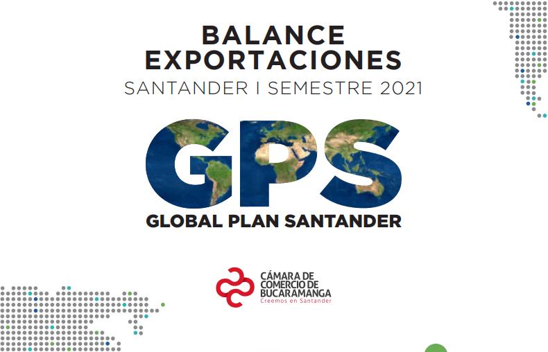 Las exportaciones no minero energéticas de Santander crecieron un 39,5% en el primer semestre de 2021
