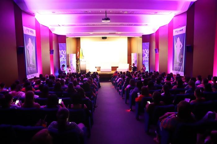 La CCB les celebró el día a las 'Mujeres Empoderadas de Santander'