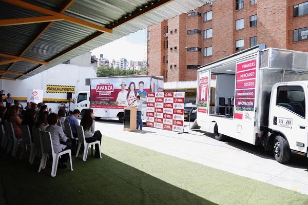 """""""Avanza Santander"""" llegará a los empresarios de la región"""
