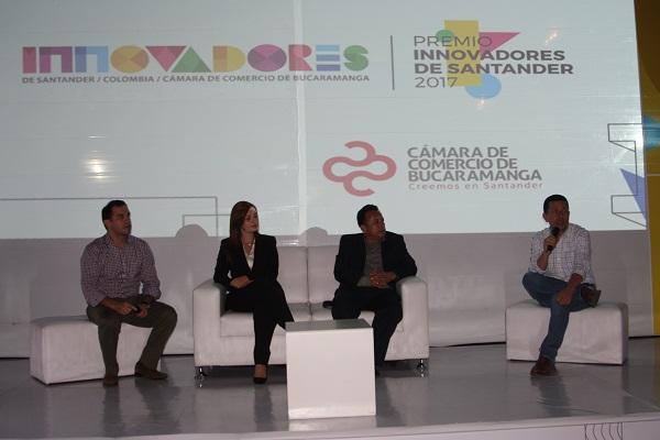 Premio Innovadores de Santander
