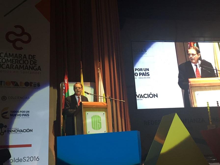 Culminó el evento que premia la innovación en Santander