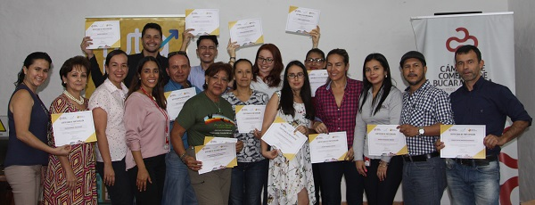 Empresarios  sangileños finalizaron con éxito la Ruta Emprendedora de la Cámara de Comercio de Bucaramanga