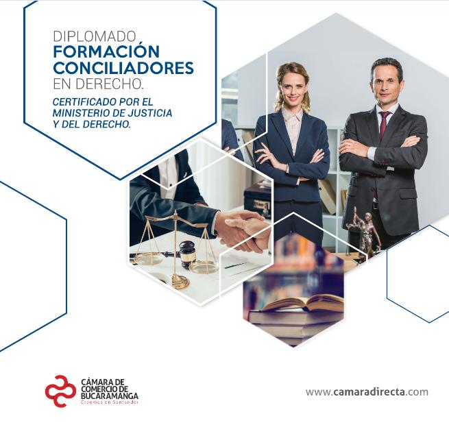 Diplomado de Formación de Conciliadores en Derecho