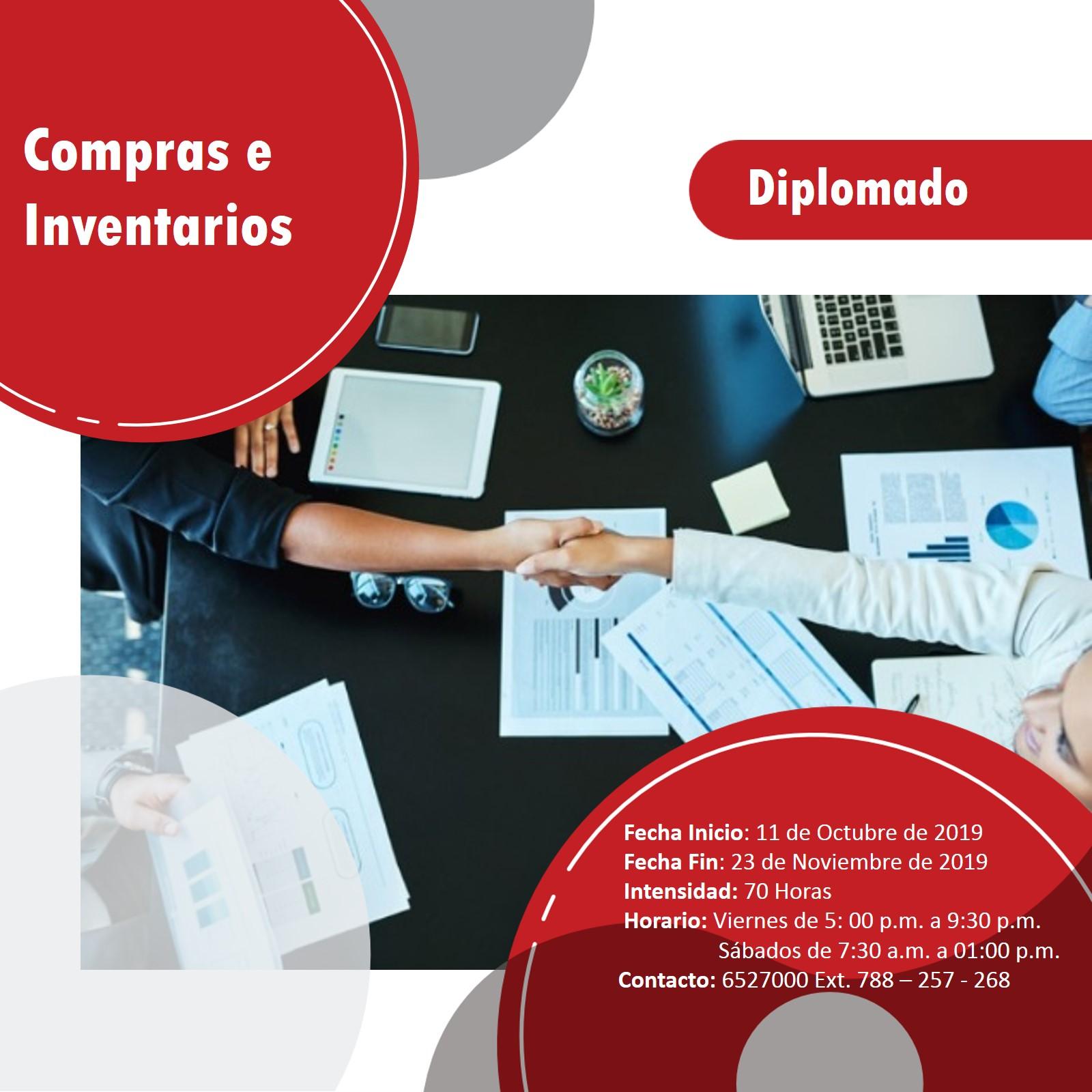 DIPLOMADO COMPRAS E INVENTARIOS