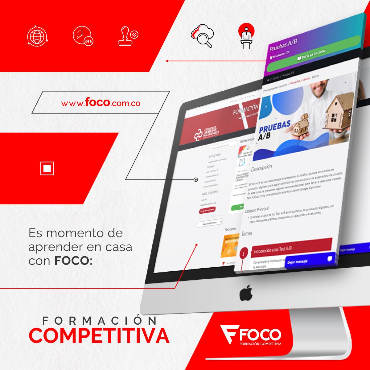 FORMACIÓN COMPETITIVA - FOCO
